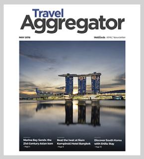 May 2018 Travel Aggregator