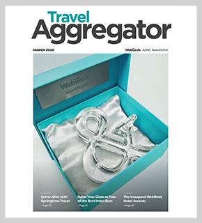 Travel Aggregator March 2020
